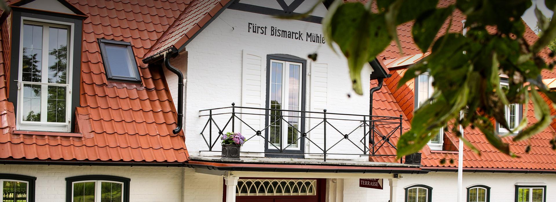 Furst Bismarck Muhle Restaurant Und Hotel Aumuhle